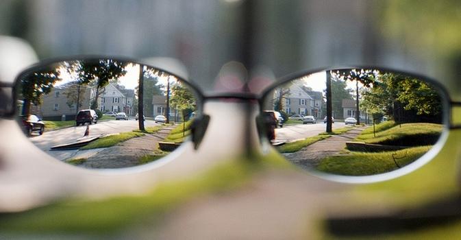 Психосоматика глаза Близорукость