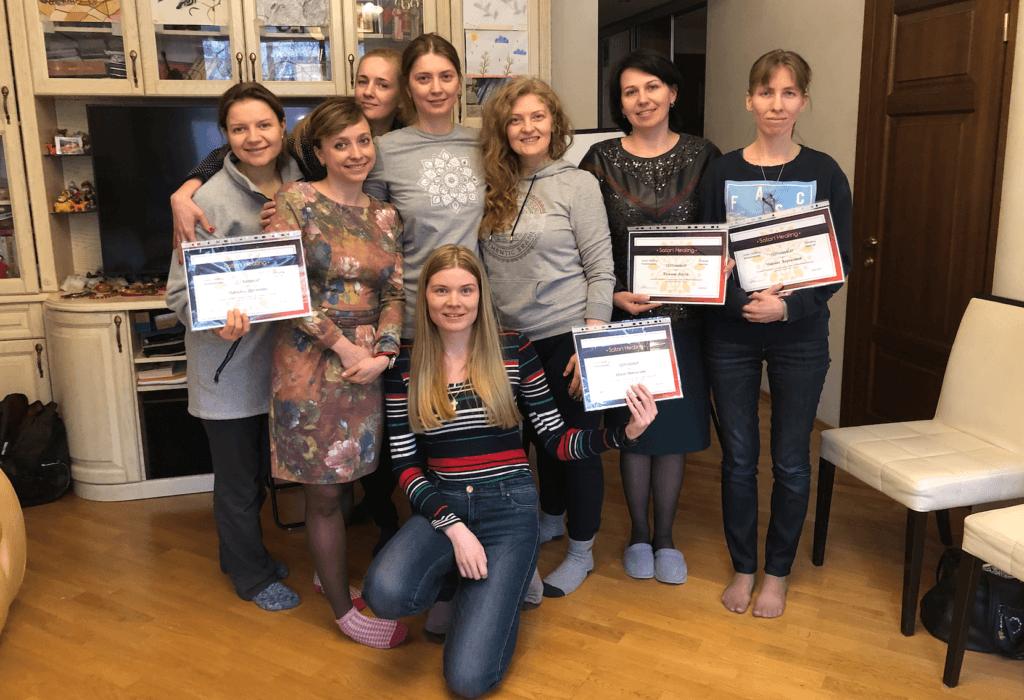 Психосоматика сатори хилинг семинар март 2019